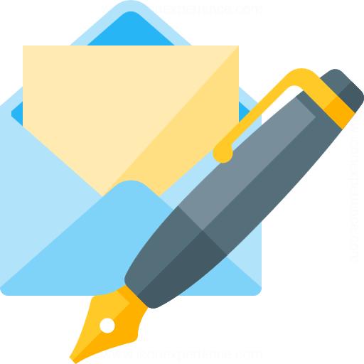 Mail Write Icon