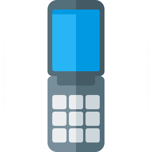 Mobile Phone 2 Icon