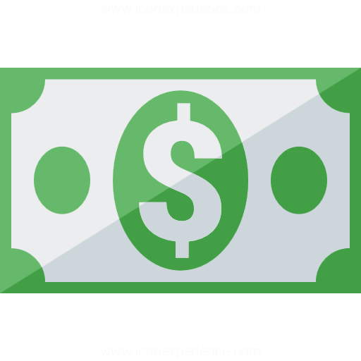 Money Dollar Icon
