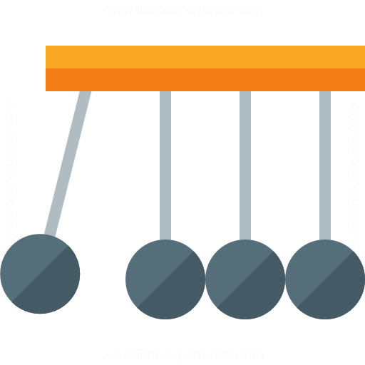 Newtons Cradle Icon