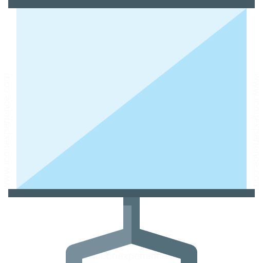 Presentation Empty Icon