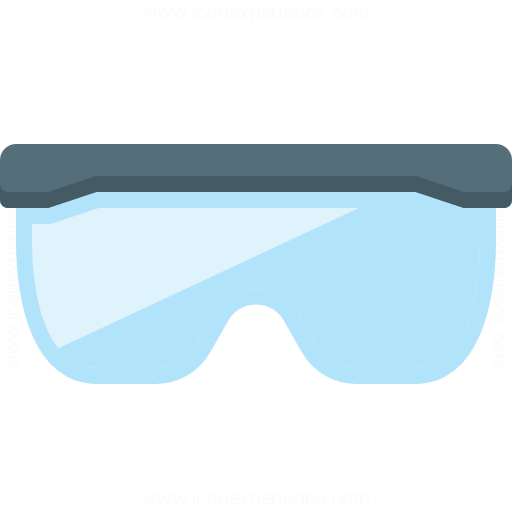 Safety Glasses Icon