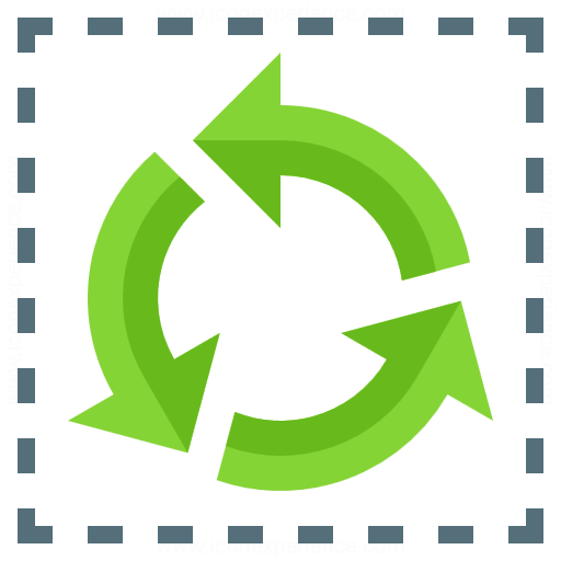 Selection Recycle Icon