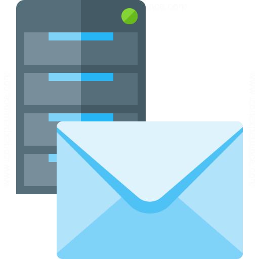 Server Mail Icon