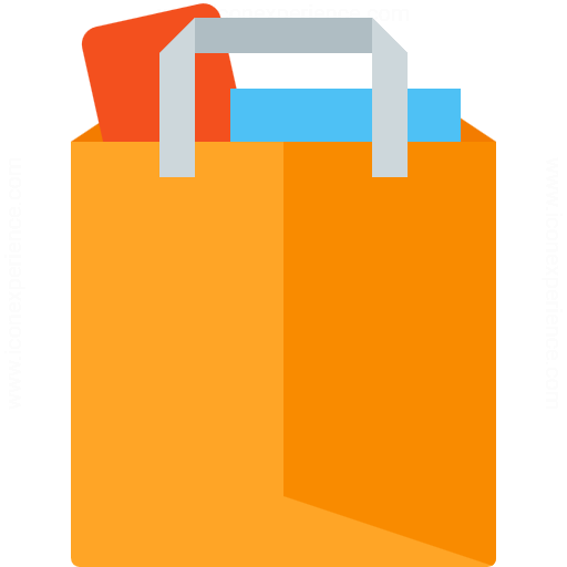 Shopping Bag Full Icon
