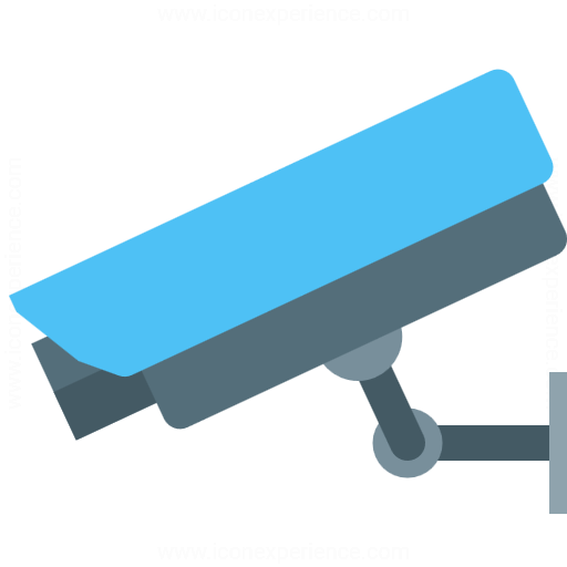 Surveillance Camera 2 Icon