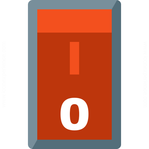 Switch 2 Off Icon