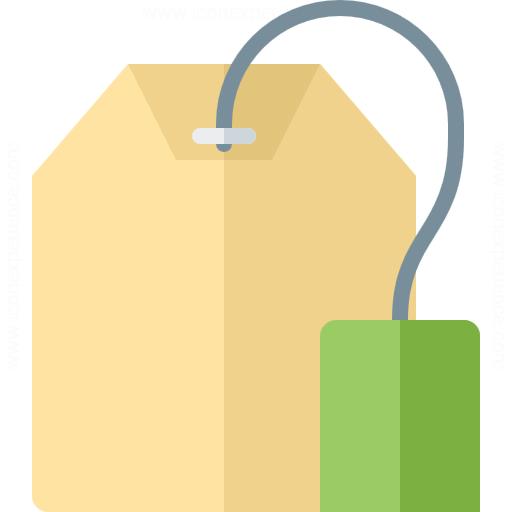 Tea Bag Icon