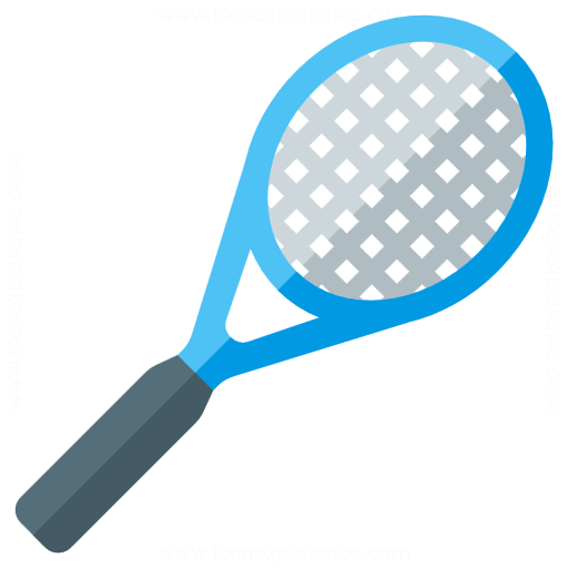 Tennis Racket Icon