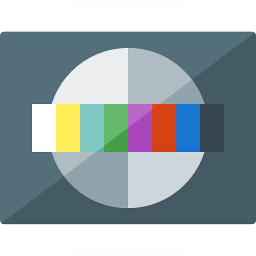 Test Card Icon
