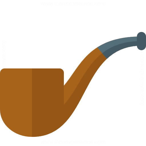 Tobacco Pipe Icon