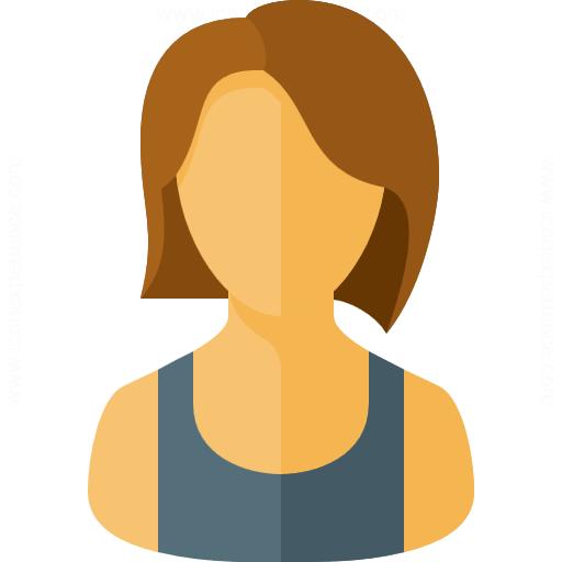 Woman 4 Icon