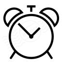 Alarmclock Icon 128x128