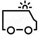 Ambulance Icon 128x128