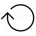 Arrow Circle Icon 128x128