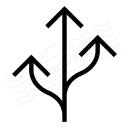 Arrow Fork 2 Icon 128x128