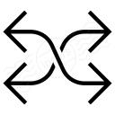 Arrow Mix Icon 128x128