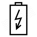 Battery Charge Icon 128x128
