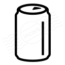 Beverage Can Icon 128x128