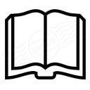 Book Open Icon 128x128