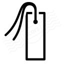 Bookmark Icon 128x128