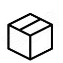 Box Closed Icon 128x128