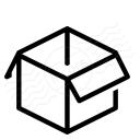 Box Open Icon 128x128