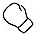 Boxing Glove Icon 128x128