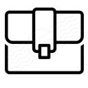 Briefcase 2 Icon 128x128