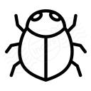 Bug Icon 128x128