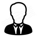 Businessperson 2 Icon 128x128