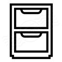Cabinet Icon 128x128