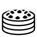 Cake Icon 128x128
