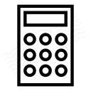 Calculator Icon 128x128