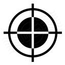 Calibration Mark Icon 128x128