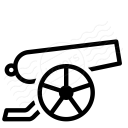 Cannon Icon 128x128