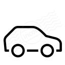 Car Compact 2 Icon 128x128