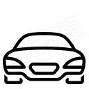 Car Sports Icon 128x128