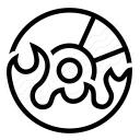 Cd Burn Icon 128x128
