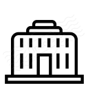 Central Bank Icon 128x128