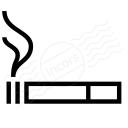 Cigarette Icon 128x128