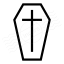 Coffin Icon 128x128