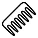 Comb Icon 128x128