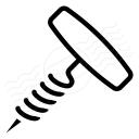 Corkscrew Icon 128x128