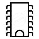 Cpu Icon 128x128