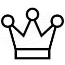 Crown Icon 128x128