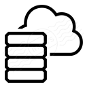 Data Cloud Icon 128x128