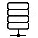 Data Network Icon 128x128