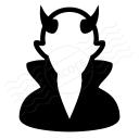 Devil Icon 128x128