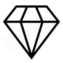 Diamond Icon 128x128